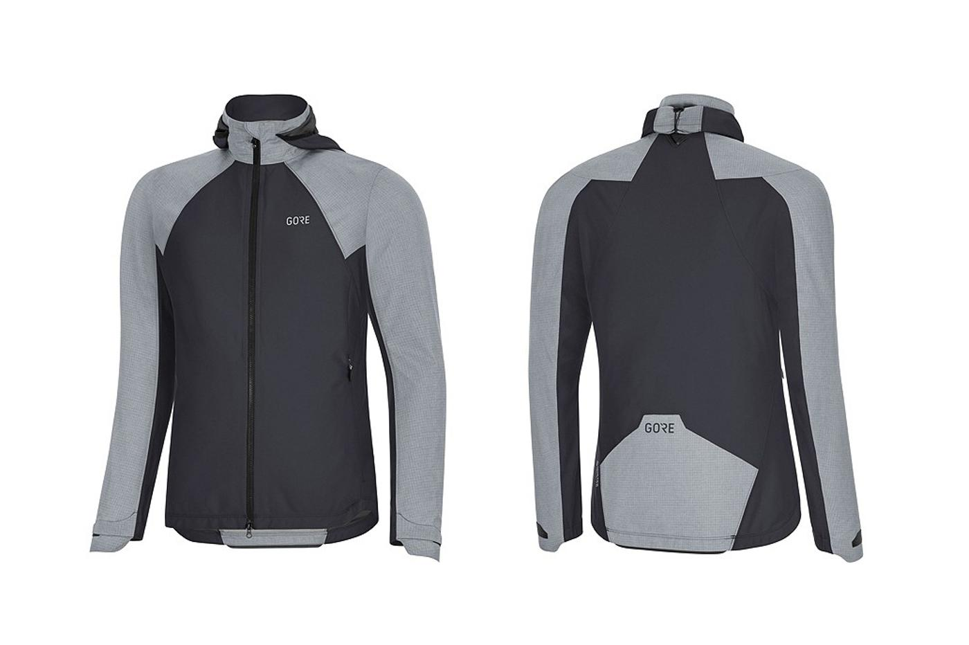 GORE Infinium Hybrid Hooded Jacket