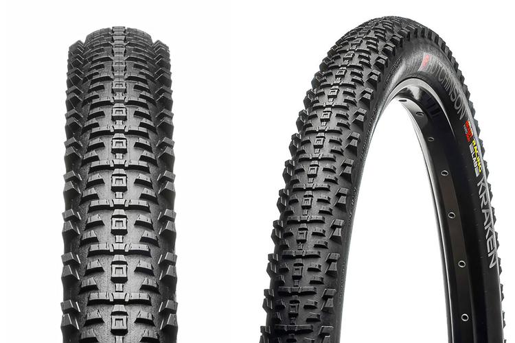 Hutchinson's XC-ready Kraken Tire Looks Great for Gravel, Bikepacking and Touring