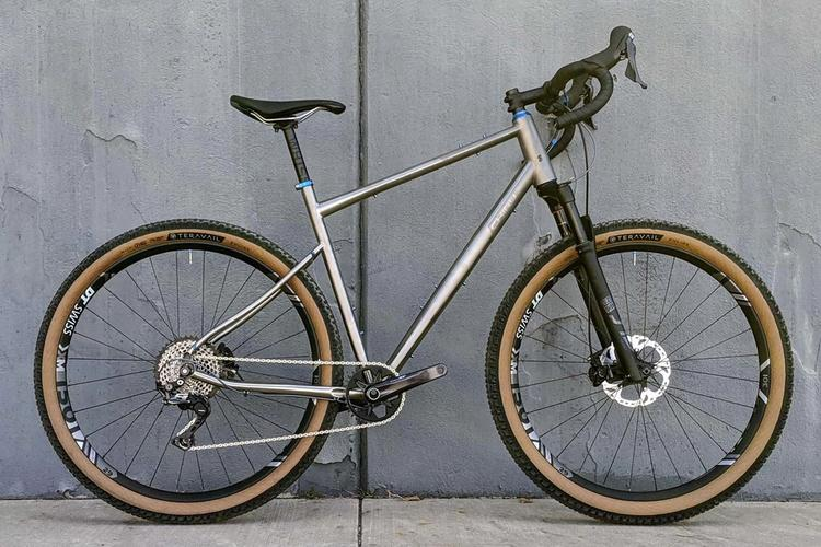 Chiru Endurance Bicycles: Kegeti Drop Bar Adventure 29er