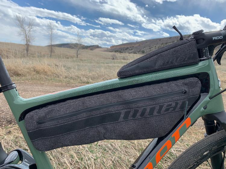 Niner Announces New Bolt-On Bags for their Gravel Bikes