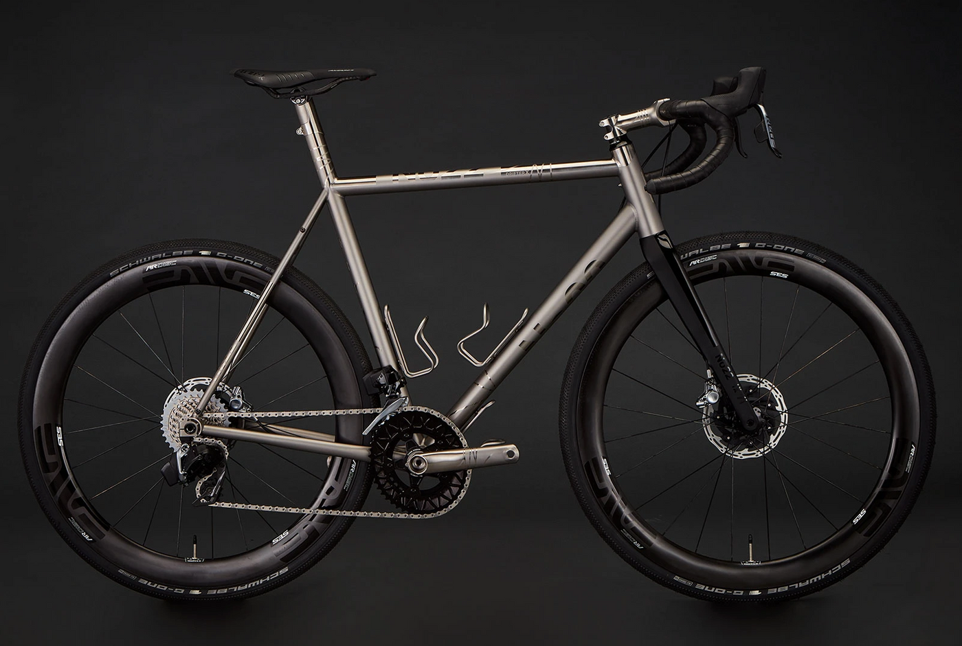 Get a Deal on US Made Titanium: All No.22 Bicycle Models on Sale.