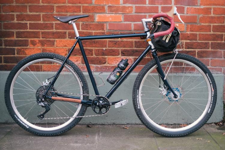 Readers' Rides: Tom's Singular Peregrine