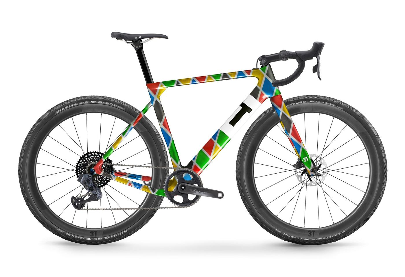 3T Gets Back to Work and Raffles Off a Harlequin Exploro Arlecchino