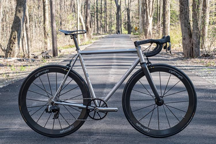 A Look at the New Affinity Cycles Anthem Stainless Road Bike