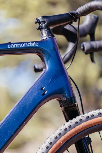 Cannondale Topstone Lefty Oliver Carbon