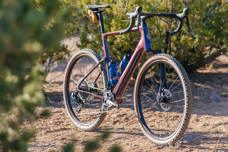 Rebounding with the 2020 Cannondale Topstone 650b and its All-Carbon Lefty Oliver Fork