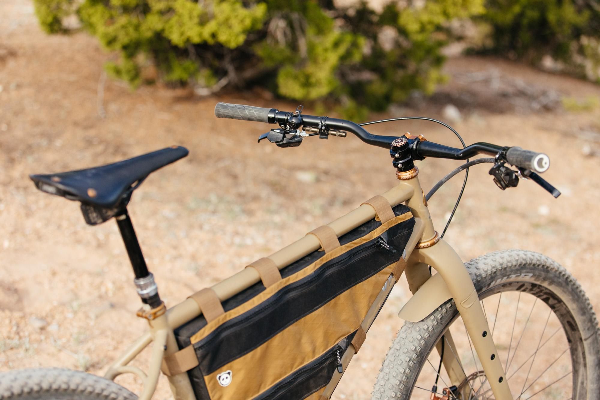 A Hands-On Look at ENVE's New Bikepacking-Ready Boost Mountain F