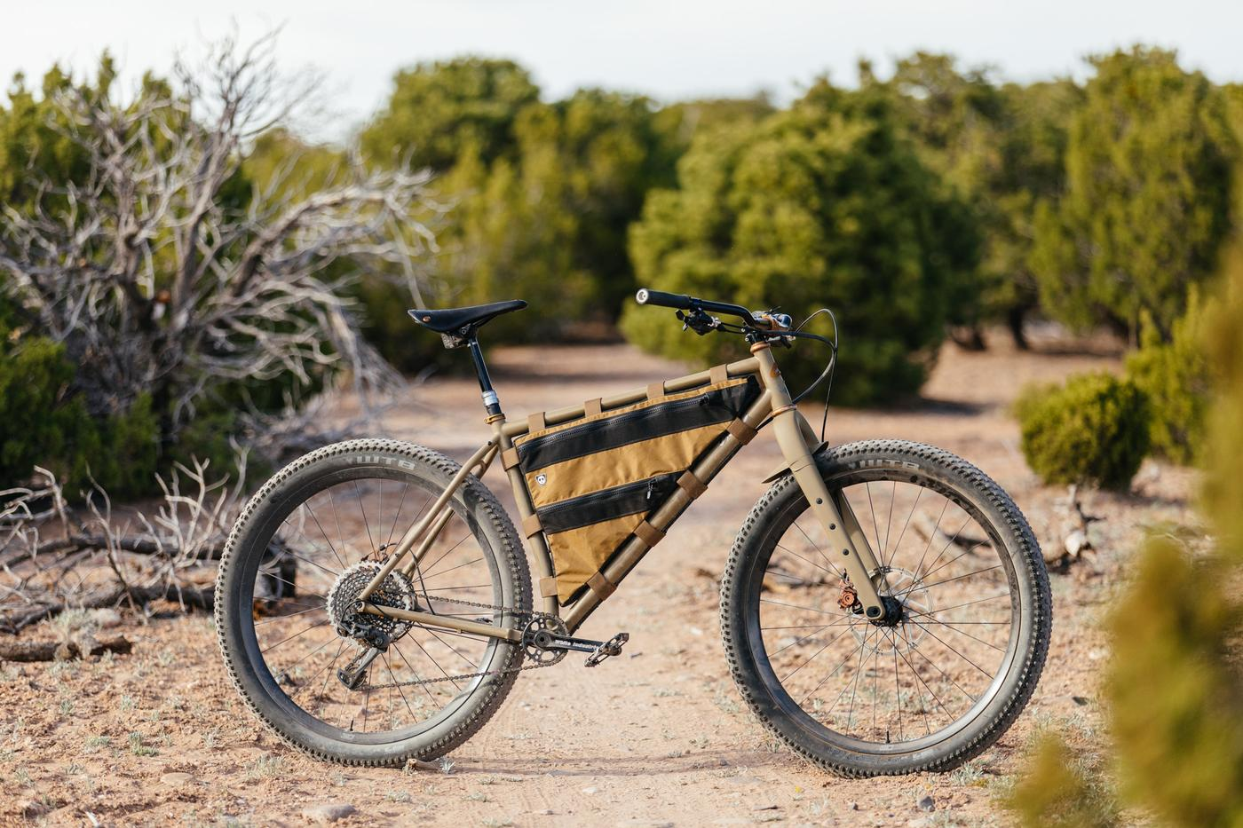 A Hands-On Look at ENVE's New Bikepacking-Ready Boost Mountain Fork