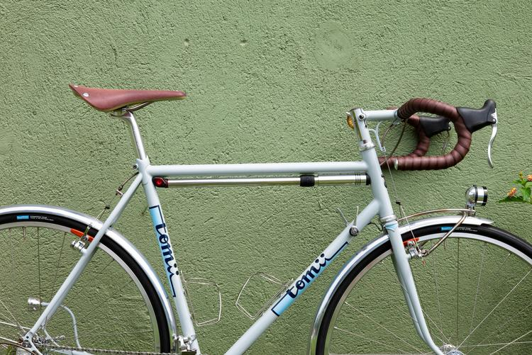 Tomii Cycles Showcase: Elvin's Sportif Pass Hunter