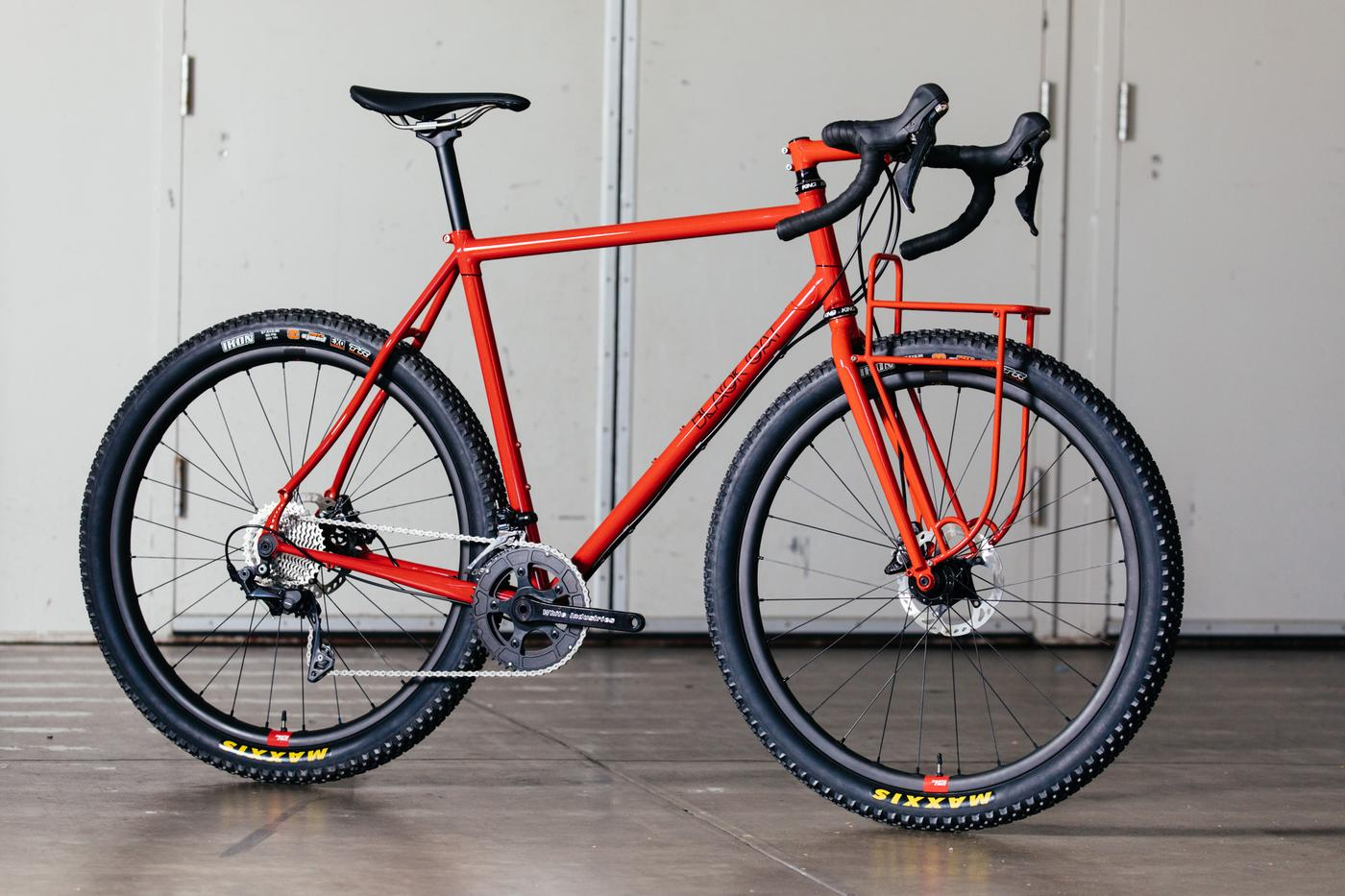 You Can Now Order the Black Cat Bicycles Hello Monsta! Gravel Bike