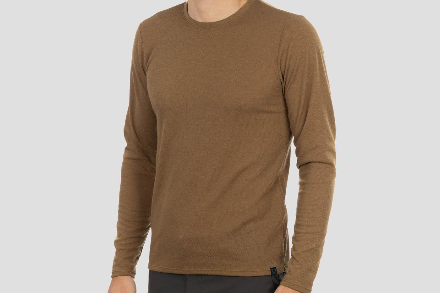 ORNOT's Long Sleeve Trail Shirt