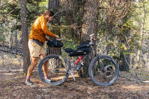 An Overnighter in the Santa Fe National Forest