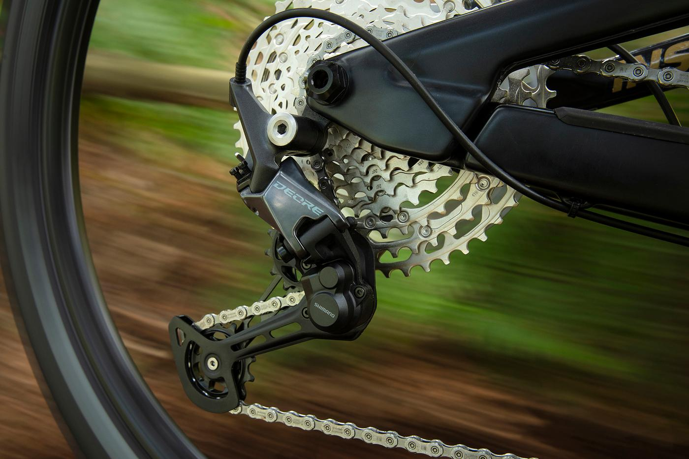 Shimano Announces New DEORE M6100, M5100, and M4100 Components