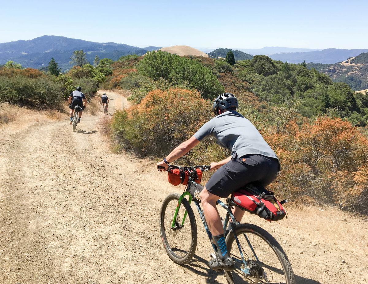 TransCali: Bikepacking the Rubicon Trail – Nicholas Haig-Arack