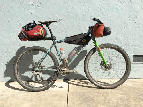 TransCali: Bikepacking the Rubicon