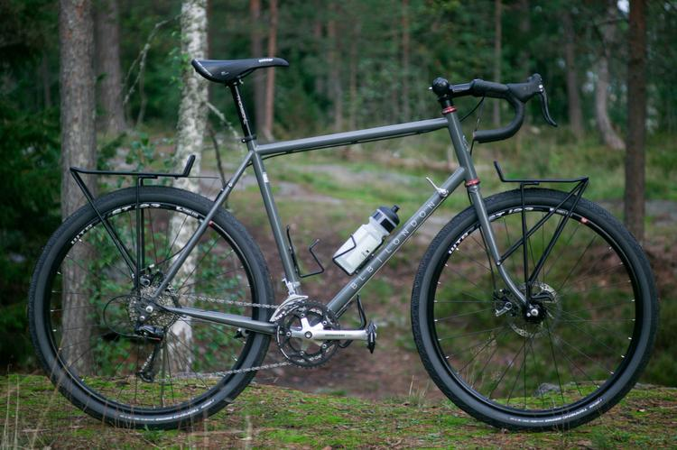 Readers' Rides: Jouko's BLB Hitchhiker Touring Bike