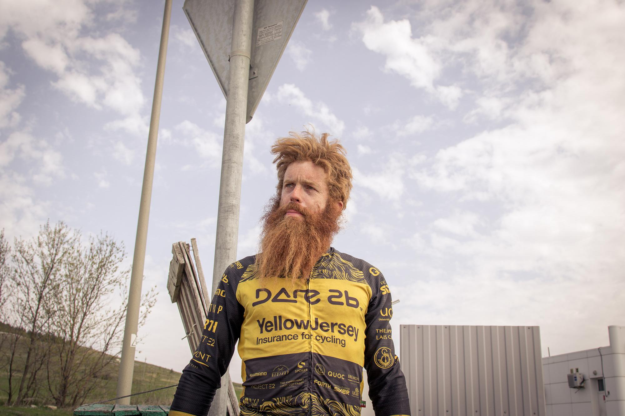 Sean Conway: Europe or Bust