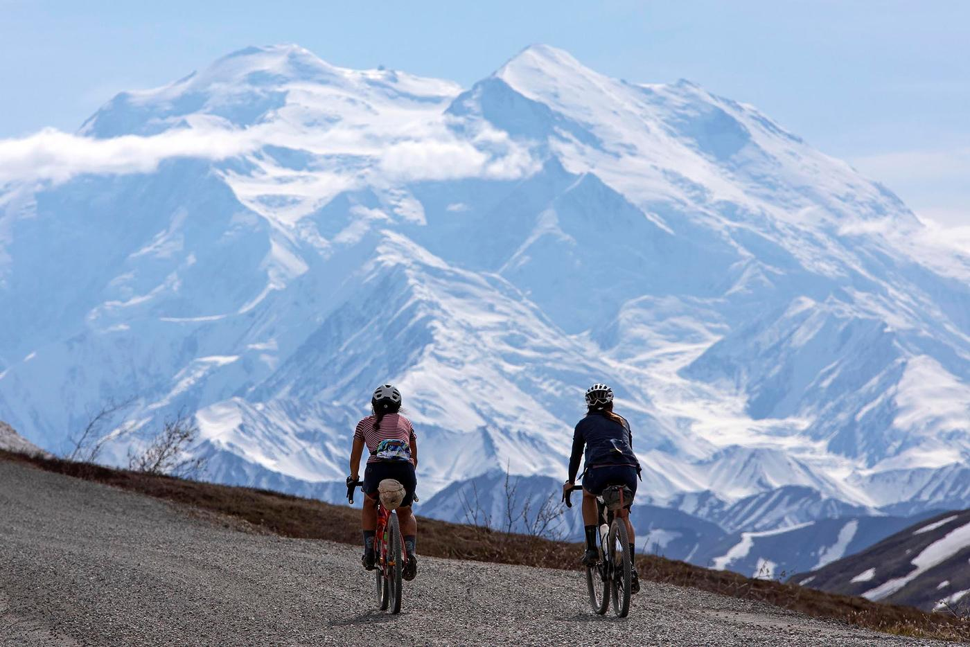 Back In Alaska to Share the Story of the Roads: Lael Wilcox Rides Alaska