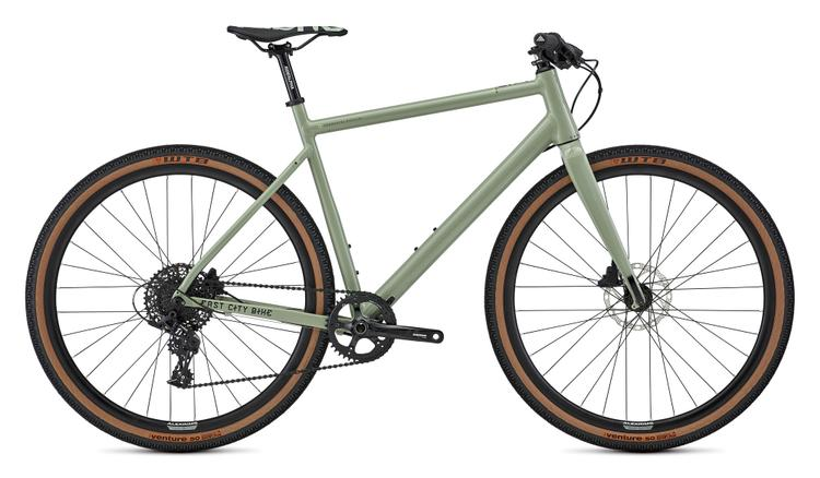 Hybrid Moments with Commencal's Fast City Bike or FCB