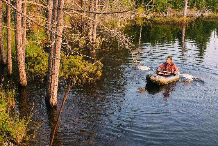 Bringing a Packraft to a Canoe Fight; Dumb Ideas in the Boundary Waters