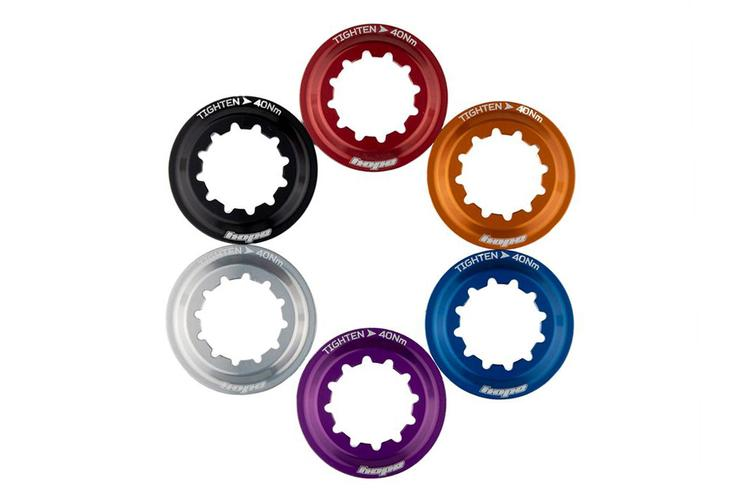 Hope Tech: Colored Center-Lock Lockrings