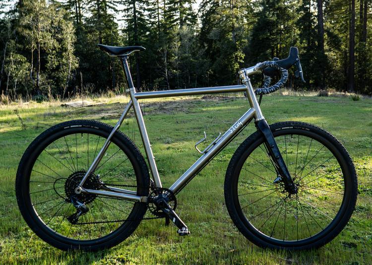 Readers' Rides: Steven's Self-Built Slug Gravel Bike