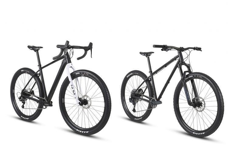South Africa's Ride Farr Introduces Two Frame Models: GMX and ATB