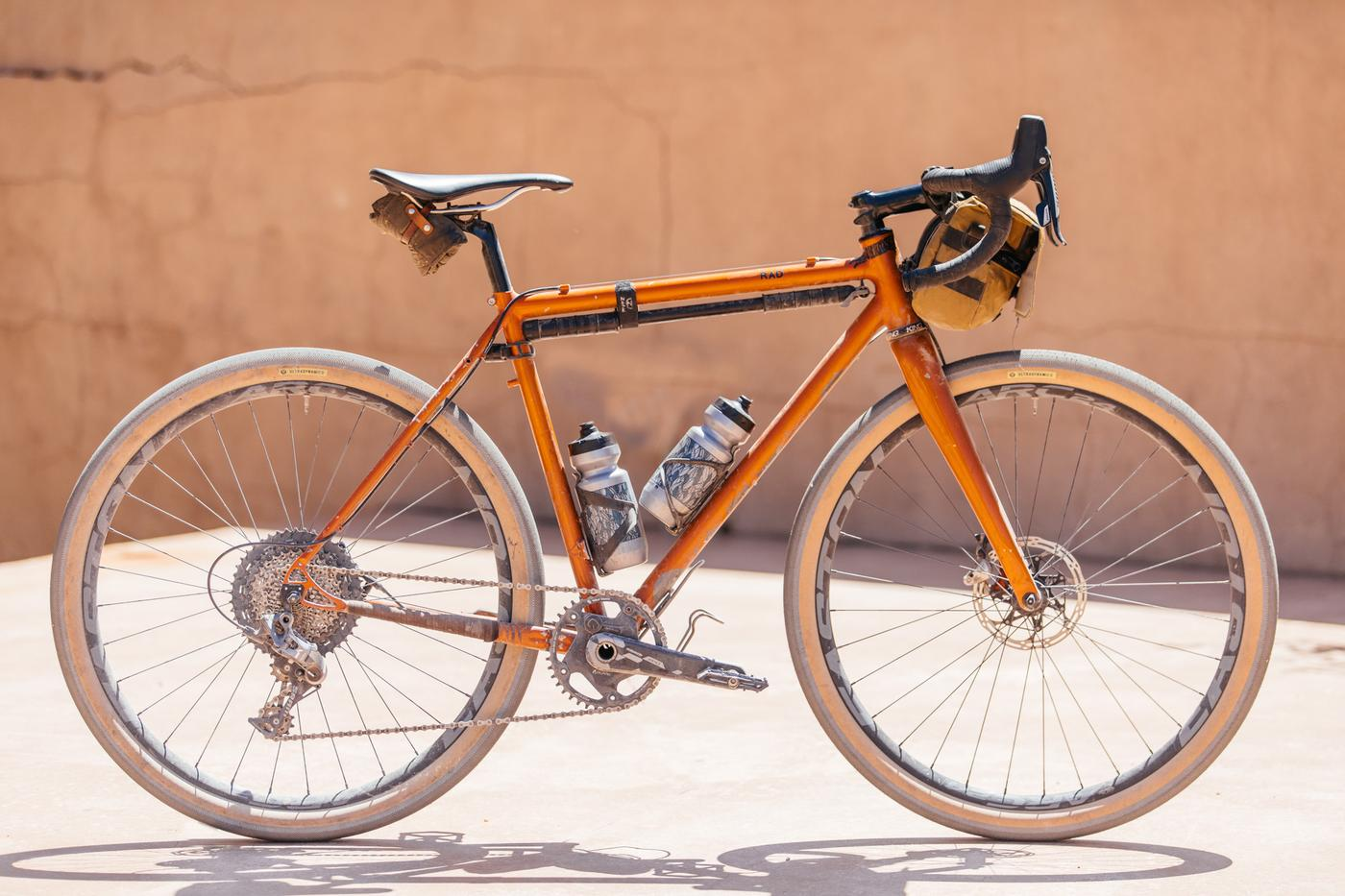 Gideon's Icarus All Road Bike is a Vessel to Experience Silence