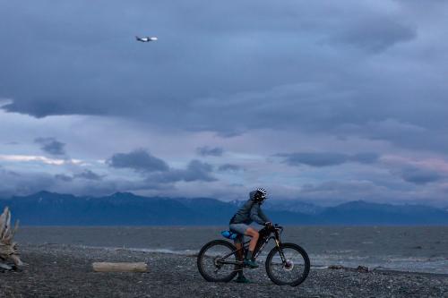 Lael Wilcox Kenai 250 Bike & Gear 001