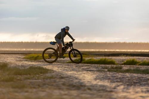 Lael Wilcox Kenai 250 Bike & Gear 010