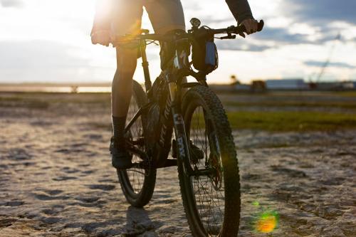 Lael Wilcox Kenai 250 Bike & Gear 011