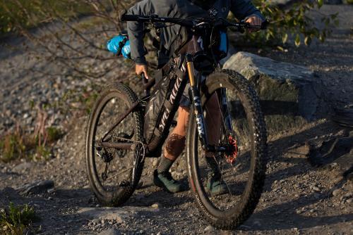 Lael Wilcox Kenai 250 Bike & Gear 013