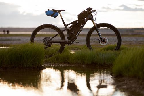 Lael Wilcox Kenai 250 Bike & Gear 016
