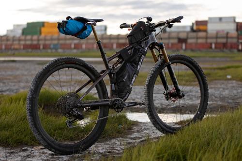 Lael Wilcox Kenai 250 Bike & Gear 017