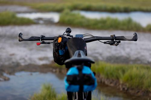 Lael Wilcox Kenai 250 Bike & Gear 019