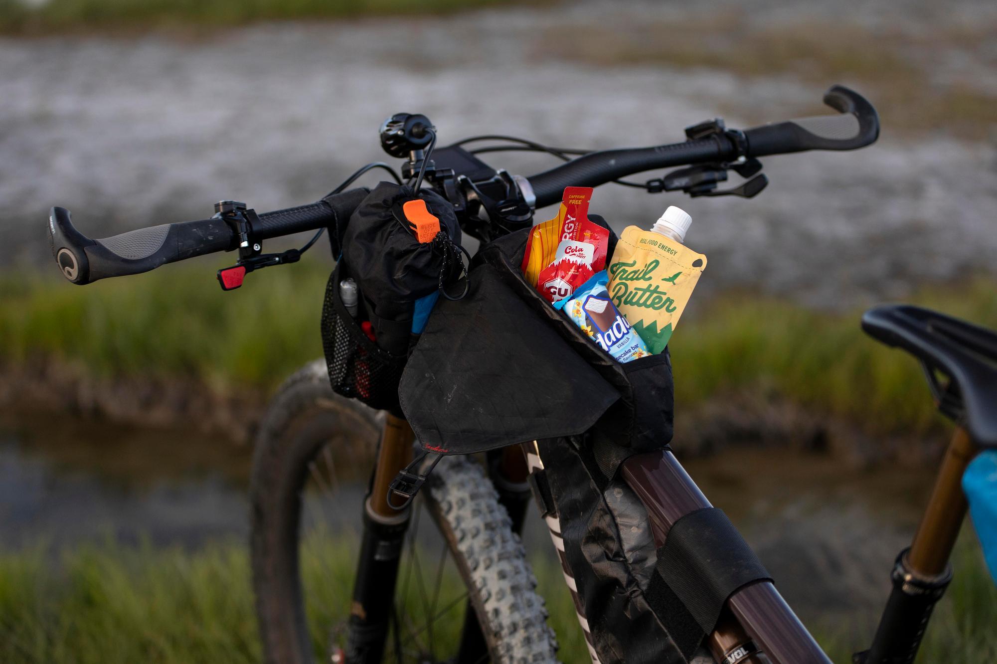 Lael Wilcox Kenai 250 Bike & Gear 020