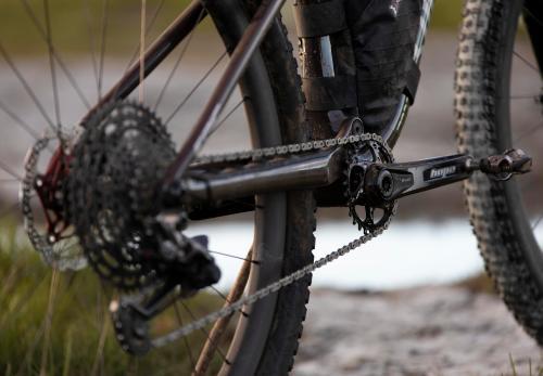 Lael Wilcox Kenai 250 Bike & Gear 023