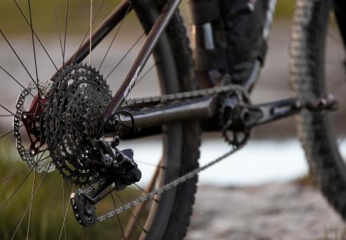 Lael Wilcox Kenai 250 Bike & Gear 024