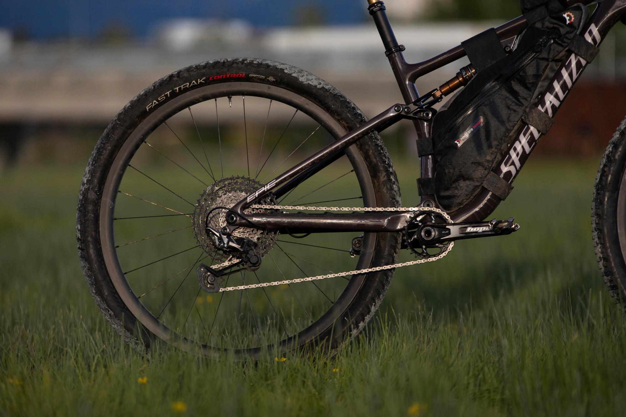 Lael Wilcox Kenai 250 Bike & Gear 025
