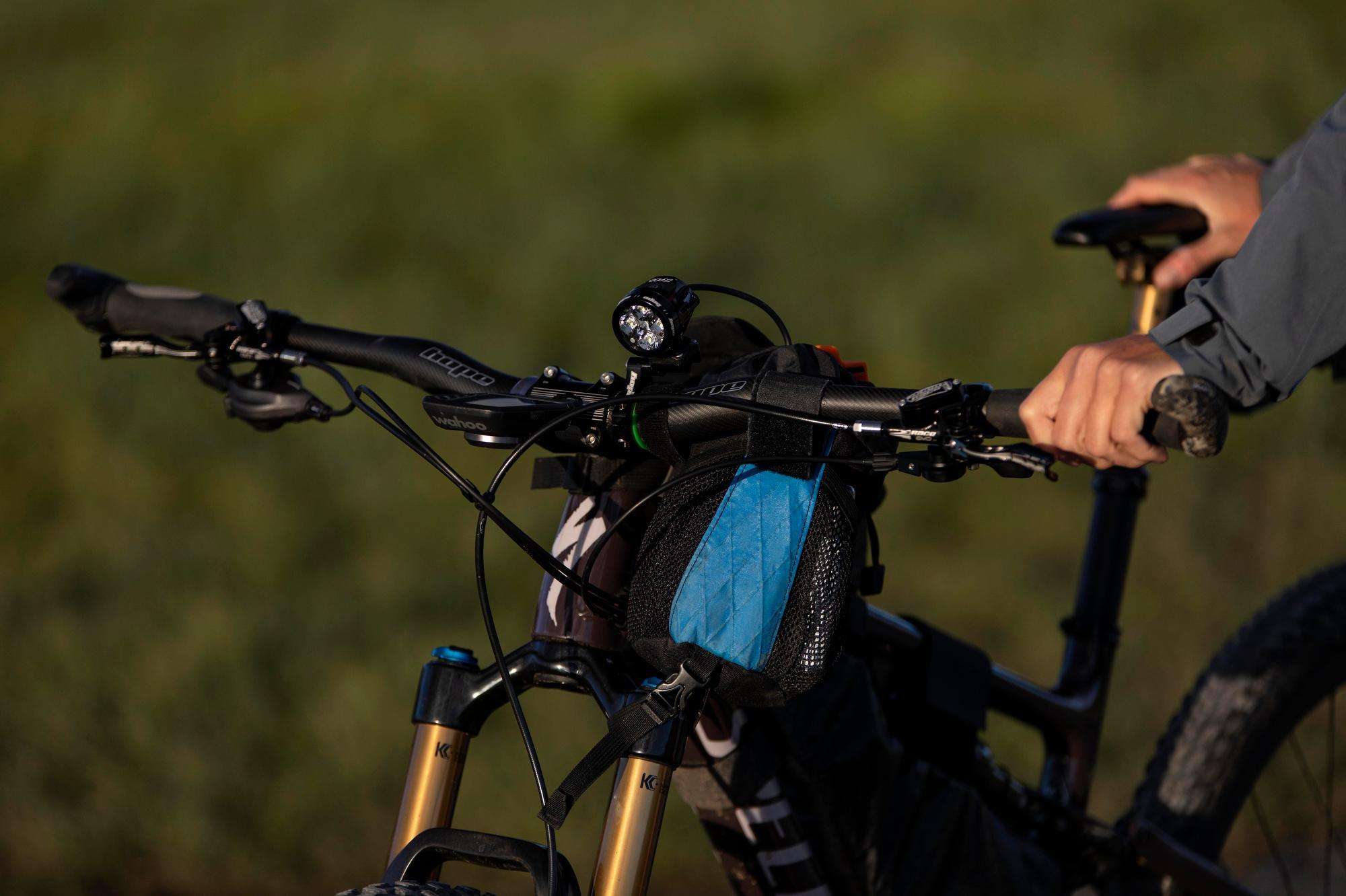 Lael Wilcox Kenai 250 Bike & Gear 028