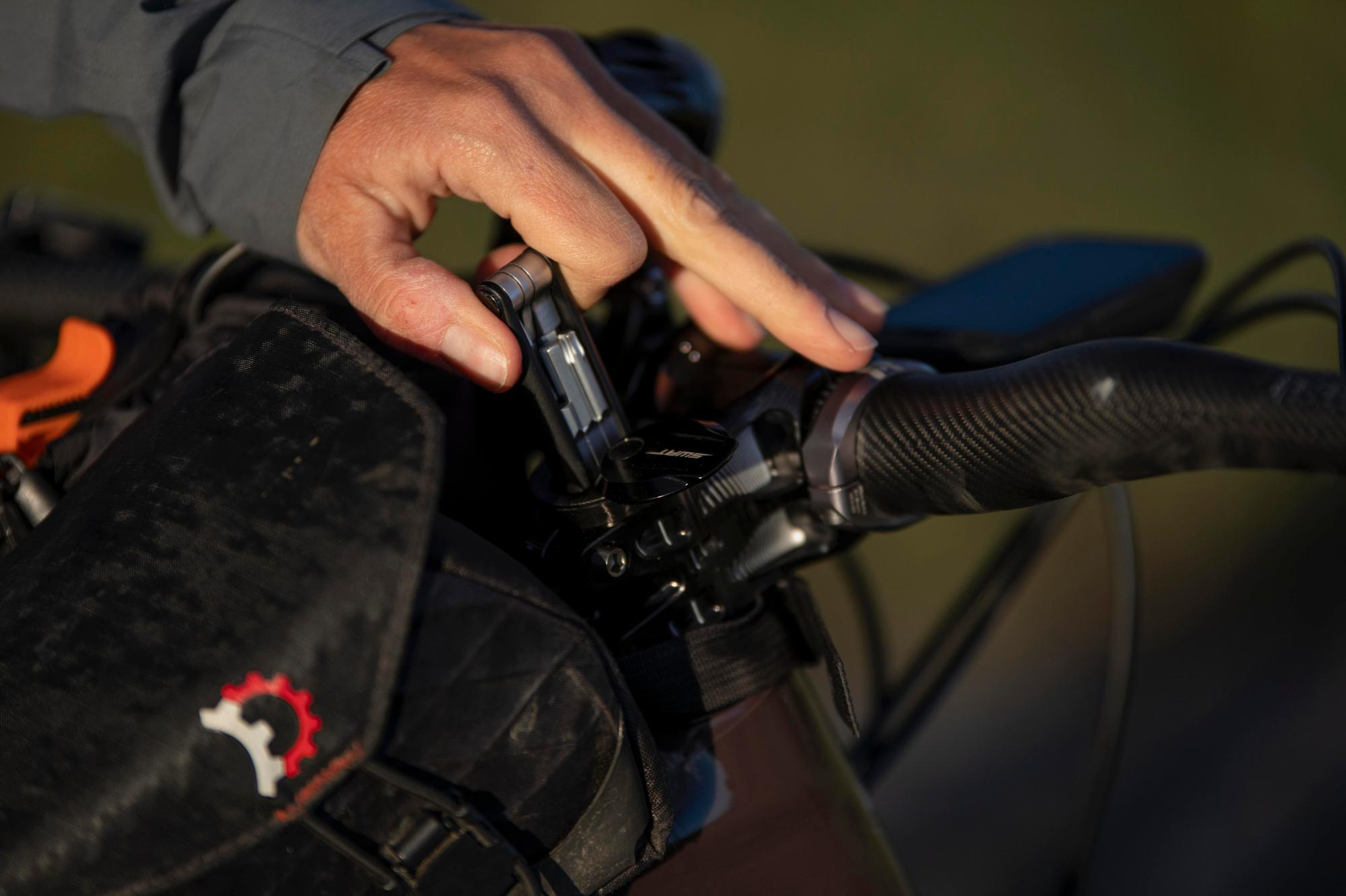 Lael Wilcox Kenai 250 Bike & Gear 029