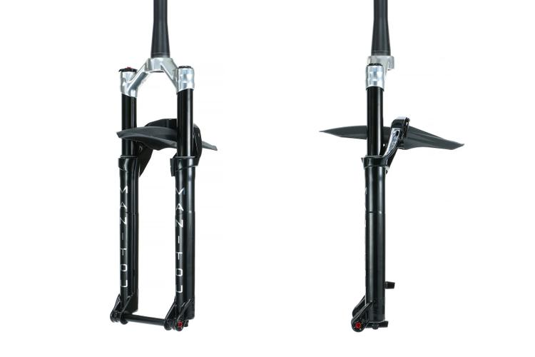 Manitou's R7 XC Fork is Light and Flickable