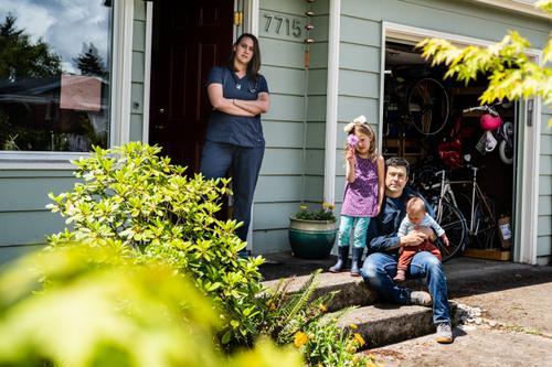Matt, Lara, Vivian & Wesley