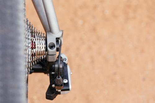 Merlin Sandstone Gravel with Rotor's 13-Speed Hydraulic 1x Group