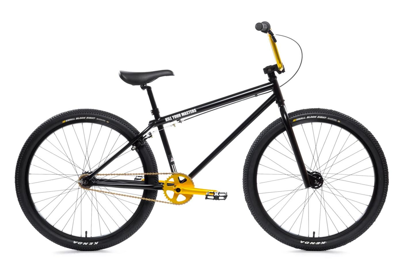 State Bicycle Co and Killer Mike: Fundraiser BMX Bike for Los Angeles Bicycle Academy