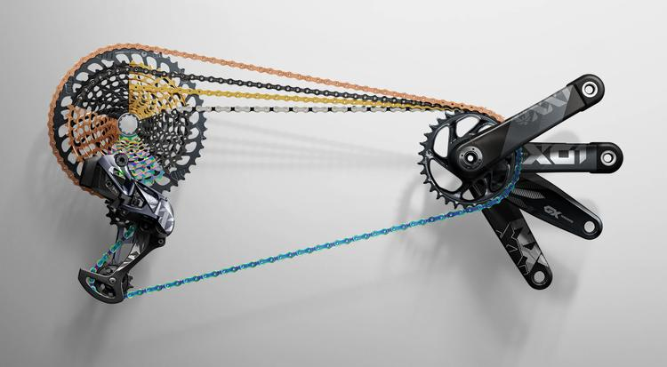 SRAM's Eagle Goes 52t
