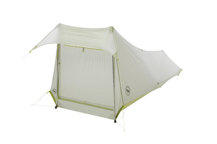 Big Agnes Rolls out their Crazylight Scout 1 Trekking Pole Tent