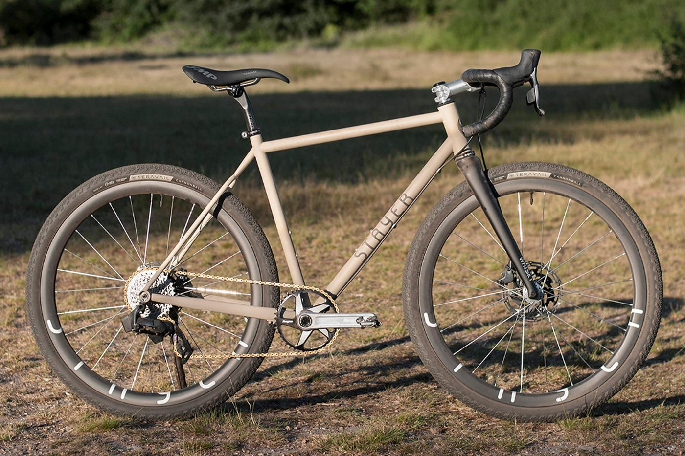 Stayer Cycles New Groadinger UG Gravel Bike
