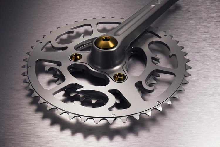 A Look at Chater Lea's New 1x and 2x Cranks