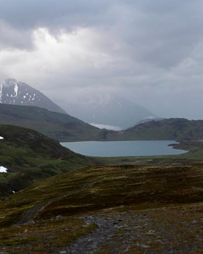 Lost Lake Trail. (Rugile Kaladyte)